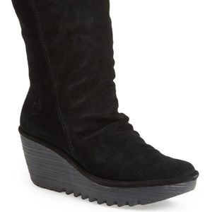 FLY London Yara Boots for Women 38
